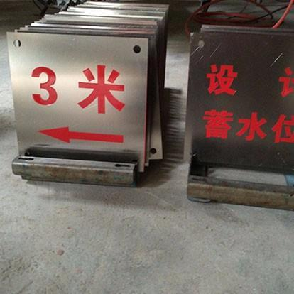 简析潍坊标识牌的制作工艺流程
